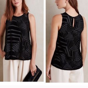 Anthropologie Tops - Anthropologie Labyrinth Tank